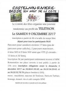 [:fr]Randonnée, Cavaliers, Marcheurs, VTT[:]