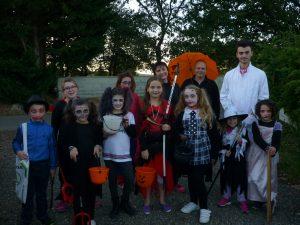 Halloween Castelnau RB 2017