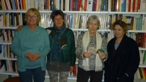 l'équipe de la bibliothèque