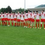 L'équipe de Castelnau Rivière Basse